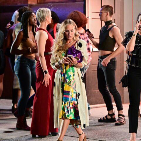 Sex and the City le reboot: Sarah Jessica Parker toujours fan de son mythique sac baguette Fendi