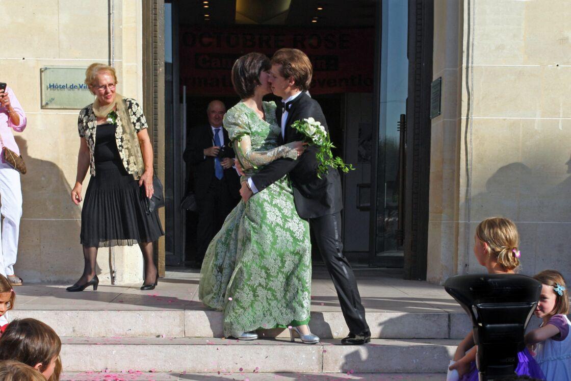 Bénabar s'est marié à sa compagne, Stéphanie, en 2010 à Saint-Mandé.