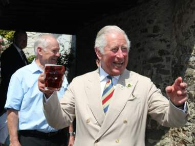 PHOTOS - Le prince Charles se lâche loin des polémiques