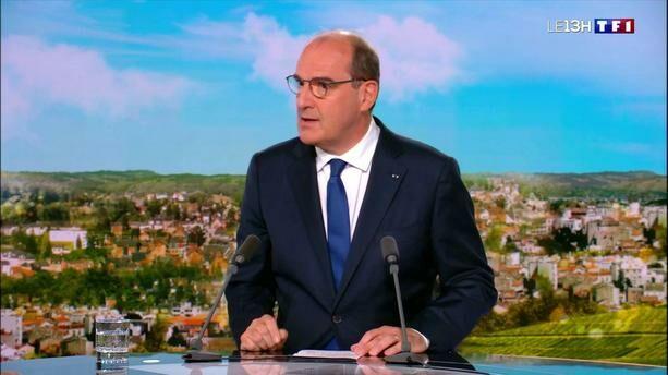 Invité au JT de 13 heures de TF1, Jean Castex a annoncé la fin du port du masque et des dix jours d'isolement pour les personnes vaccinées.