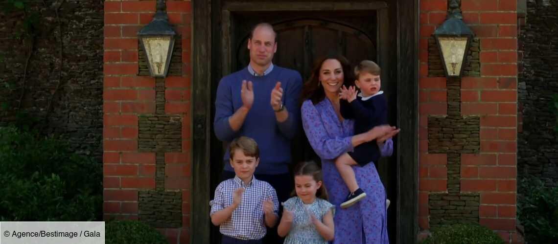 Kate Middleton et William : comment éduquent-ils George, Charlotte et Louis? - Gala