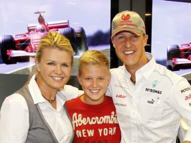 PHOTOS - Michael Schumacher : qui sont les membres de son clan ?