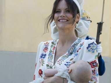 Julian, le fils de Carl Philip et Sofia de Suède, a été baptisé