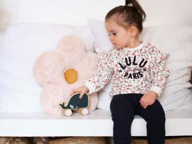 La collection enfant de LuluCastagnette pour l' automne-hiver 2021-2022
