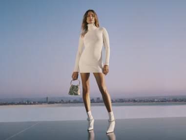 PHOTOS - Hailey Bieber star de la campagne Jimmy Choo automne-hiver 2021/2022