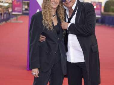 PHOTOS - Festival de Deauville : Laurent Boyer survolté aux côtés de sa fille Marine