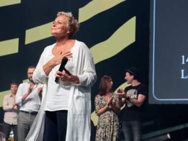 PHOTOS - Muriel Robin émue, Ingrid Chauvin radieuse... Déferlante de stars à la Rochelle