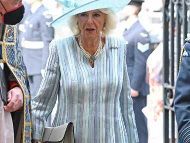 PHOTOS - Camilla Parker Bowles élégante au bras du prince Charles