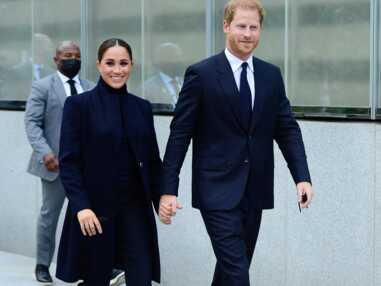PHOTOS - Meghan Markle et le prince Harry lors de leur voyage à New York en septembre 2021