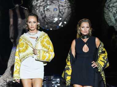 PHOTOS - Défilé Fendace (Fendi et Versace ) printemps/été 2022