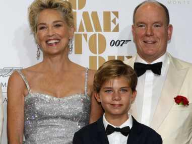 PHOTOS - Albert de Monaco : sa nouvelle sortie très remarquée avec Sharon Stone