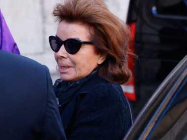 PHOTOS – Hommage à Bernard Tapie : sa famille et Brigitte Macron réunies dans l'émotion