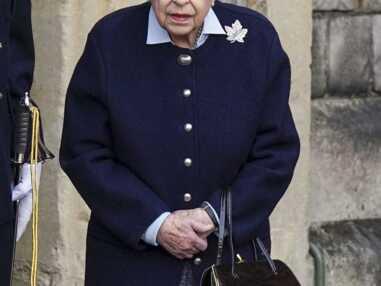 PHOTOS - Elizabeth II retrouve le sourire de retour à Windsor