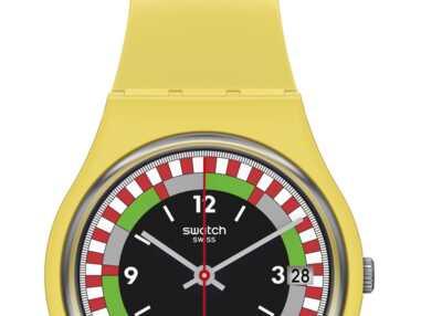 La nouvelle collection de montres Swatch 1984 Reloaded