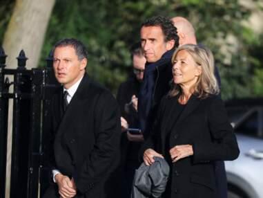 PHOTOS - Obsèques d'Etienne Mougeotte : Claire Chazal, Nicolas Sarkozy, PPDA...les personnalités se réunissent pour un dernier hommage