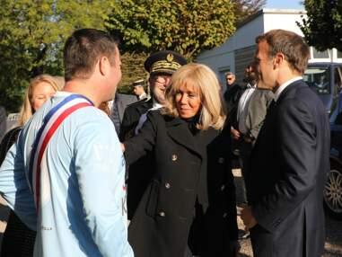 PHOTOS - Emmanuel Macron footballeur : Brigitte présente pour le soutenir !