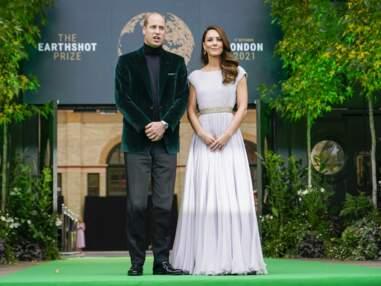 PHOTOS - Kate Middleton, le prince William, Emma Watson  aux Earthshot Prize Awards