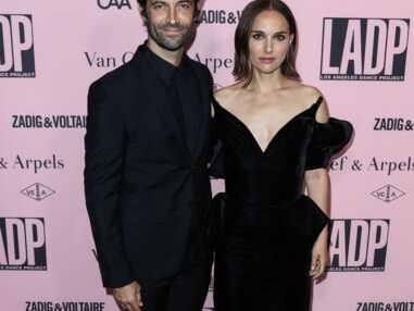 PHOTOS - Natalie Portman sublime pour une rare sortie à L.A. avec son mari Benjamin Millepied