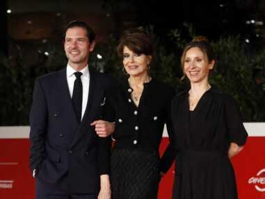 PHOTOS - Fanny Ardant et Melvil Poupaud font sensation au Festival international du Film de Rome