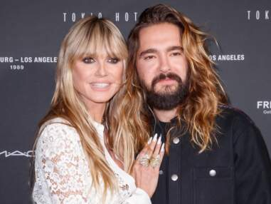 PHOTOS - Heidi Klum célèbre Tokio Hotel sans sa fille Leni, mais au bras de son mari Tom Kaulitz