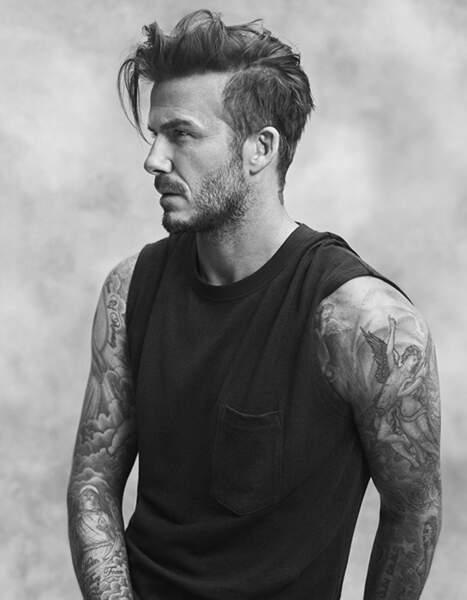 David Beckham pour H&M