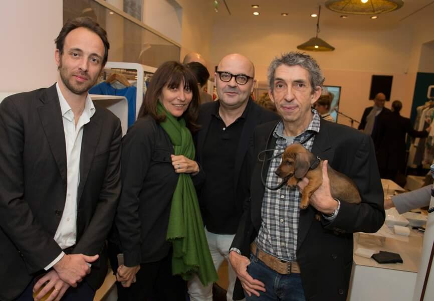 Michel Klein et des amis