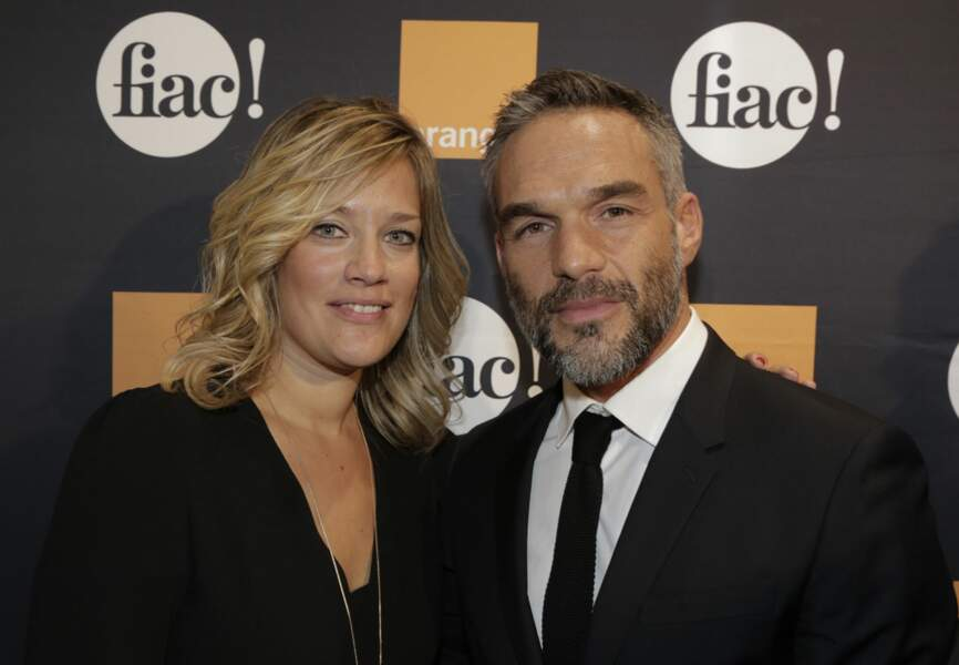 Caroline Faindt et Philippe Bas