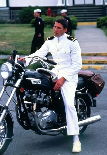 Richard Gere en route pour la gloire dans Officier et gentleman