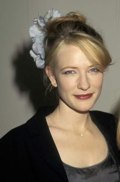 Cate Blanchett à la présentation du film