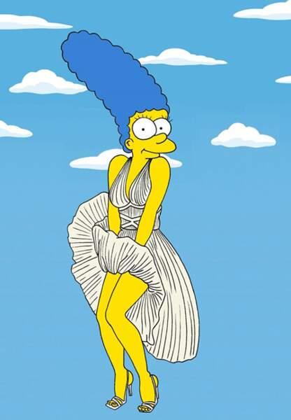 Marge Marilyn Monroe