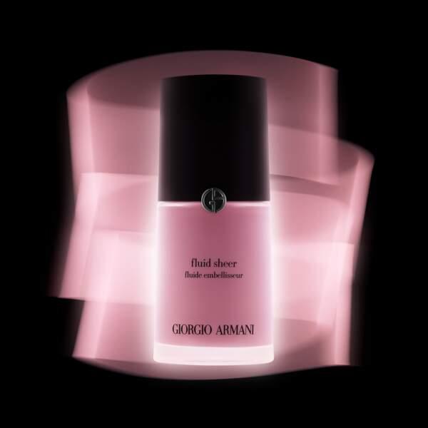 Giorgio Armani Beauty, Fluid Sheer (2005)