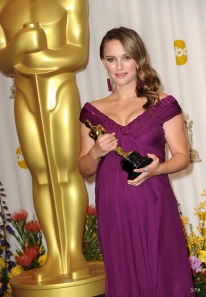 Une performance récompensée de l'Oscar de la meilleur actrice