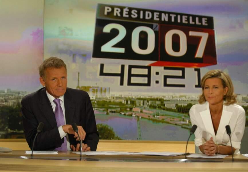 Les élections présidentielles de 2007