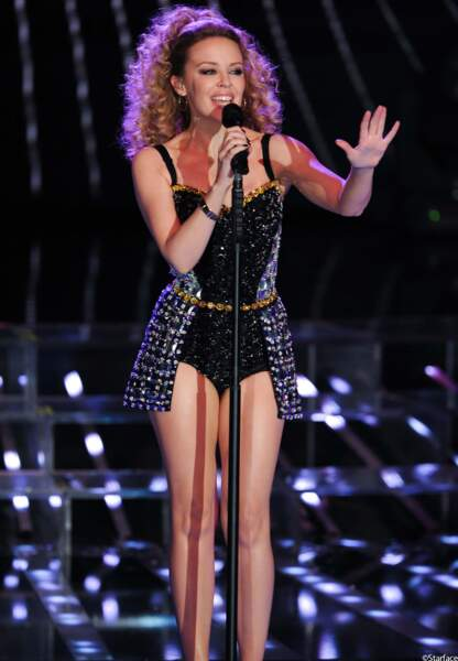 Elle a été invité à l'émission X Factor
