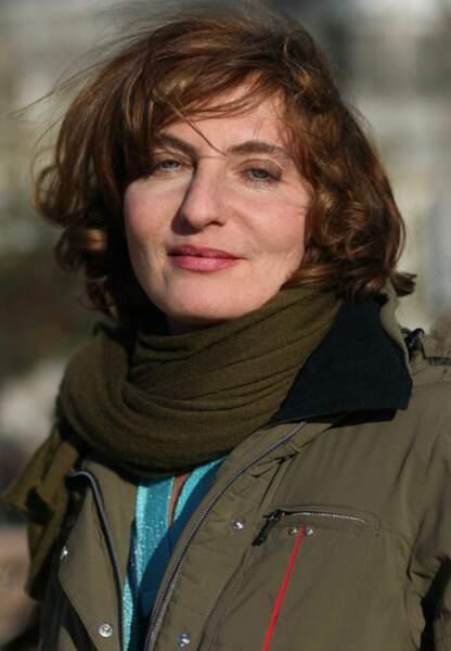 Valérie Lang, comédienne, fille de Jack et Monique Lang (1966-2013)