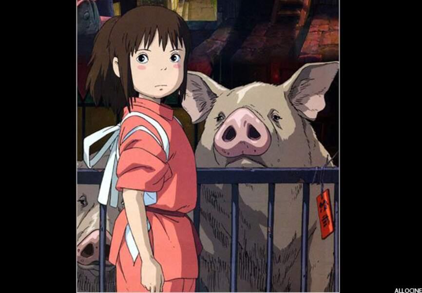 Le voyage de Chihiro (2002)
