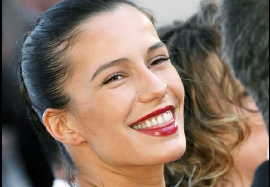 Bouche coquine à Cannes en 2003