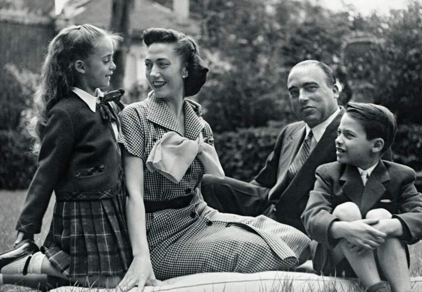 La famille Rochas