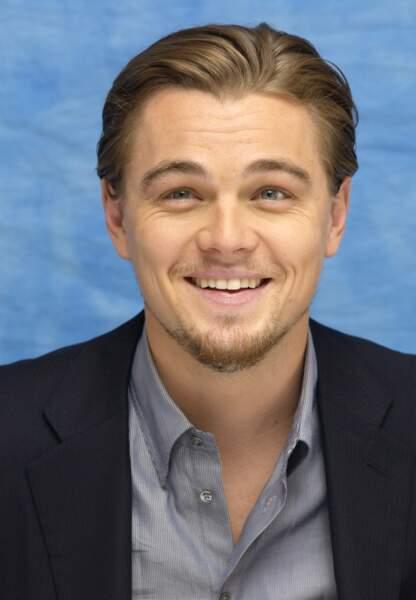 Leonardo Dicaprio: beau mais pas tout le temps