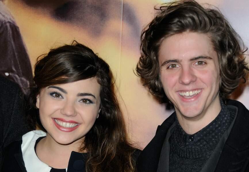 Nassima Benchicou et Thomas Soliveres