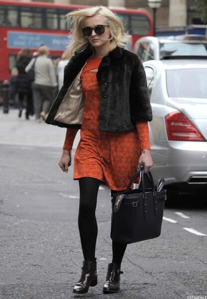 La présentatrice anglaise Fearne Cotton