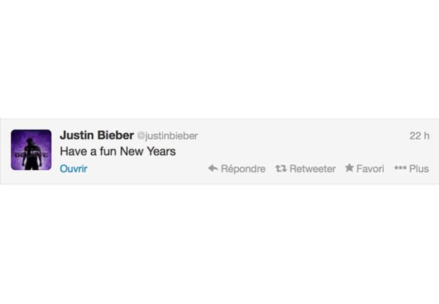 L'année de la retraite pour Justin?