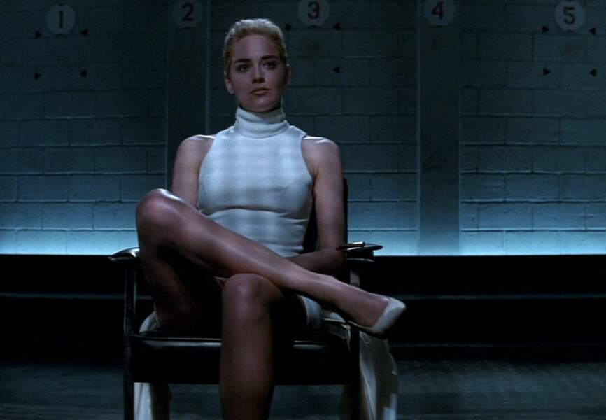 Basic Instinct de Paul Verhoeven avec Sharon Stone