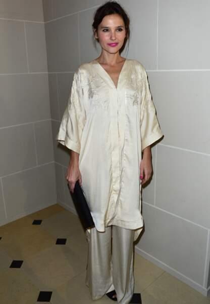 Virginie Ledoyen chez H&M