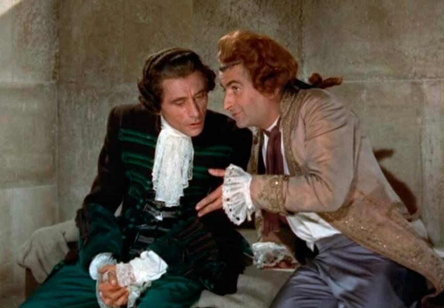 Si Paris nous était Conté de Sacha Guitry (1956). Avec Robert Lamoureux