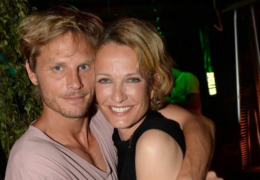 Arnaud Lemaire et Karen Mulder