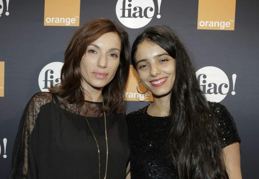 Aure Atika et Hafsia Herzi