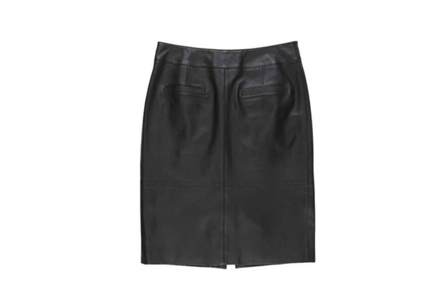 Morgan – Jupe courte effet cuir – 55€