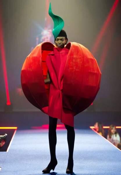 Originale, le fruit défendu par Jean-Paul Knott (Belgique)