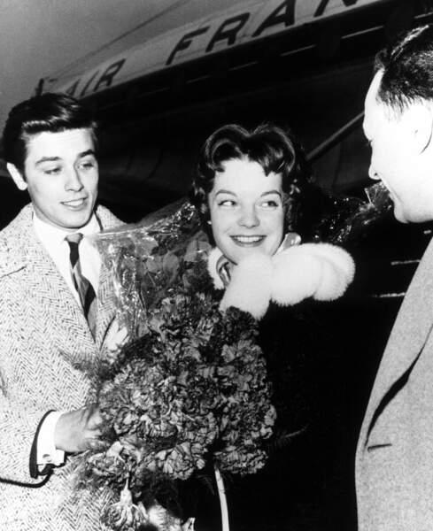 1958- Première rencontre avec Romy